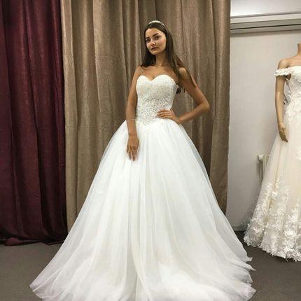 Свадебное платье Лея