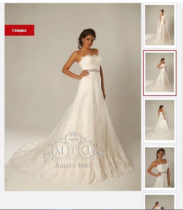 Свадебное платье Ивона