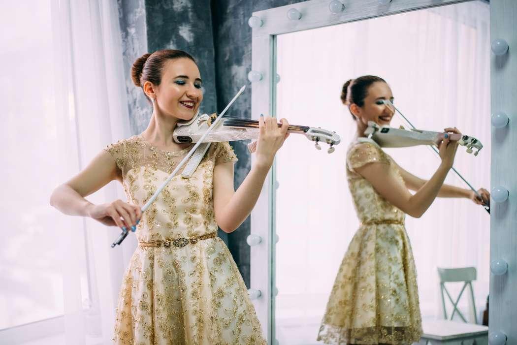 Фото 16730400 в коллекции Евгения Мальцева - Евгения Мальцева - скрипичное шоу