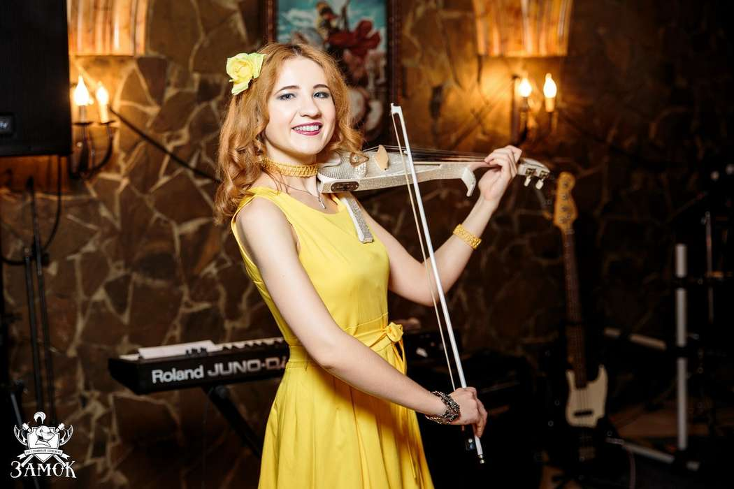Фото 17402354 в коллекции Евгения Мальцева - Евгения Мальцева - скрипичное шоу