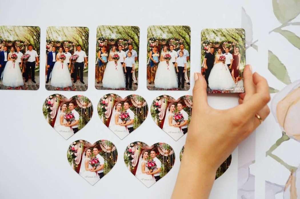 Фото 15431516 в коллекции Свадьба - Инсталаб - печать фотомагнитов