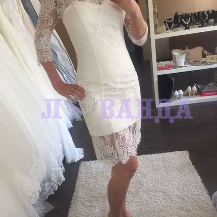 свадебное платье Mimi