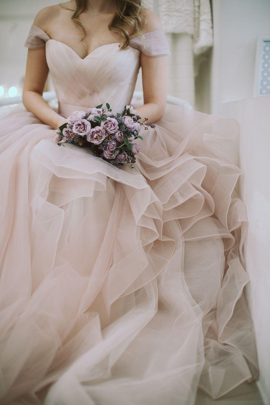 Платье Purpur