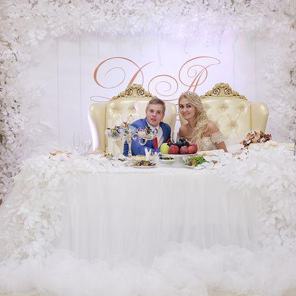 Оформлене свадьбы