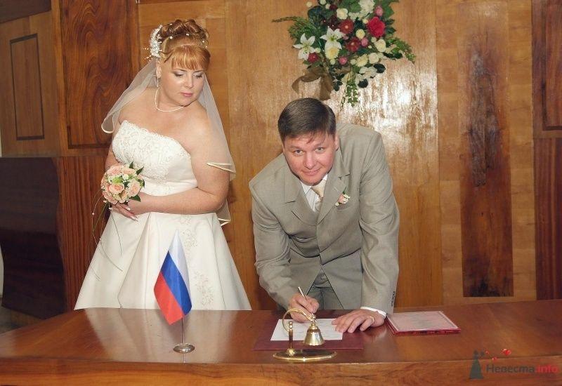 Фото 35761 в коллекции Моя счастливая свадьба