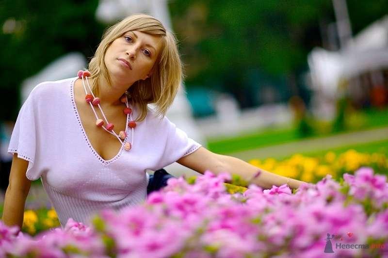 Фото 40243 в коллекции Love Story Виталий и Надежда Сад Эрмитаж - Геннадий Котельников - видео и фотоуслуги