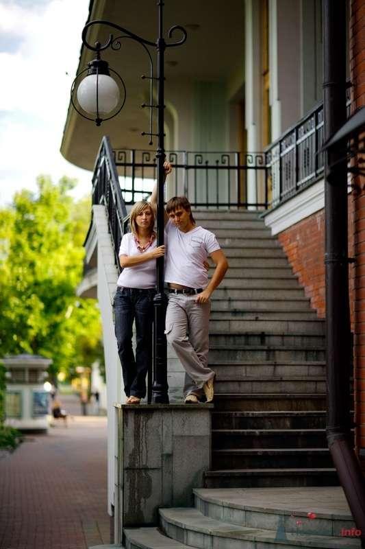 Фото 40257 в коллекции Love Story Виталий и Надежда Сад Эрмитаж - Геннадий Котельников - видео и фотоуслуги