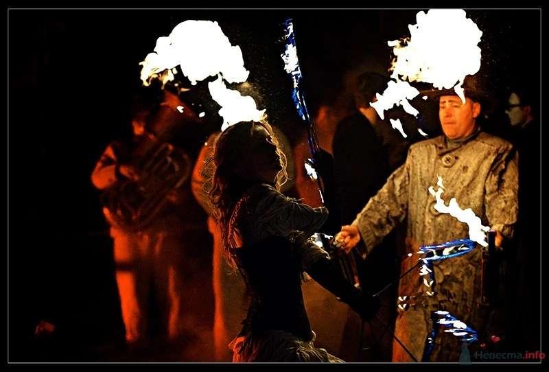 """Фото 40684 в коллекции Art of Fire лицедейство """"Ognennie Ludi"""" Огненные Люди  - Геннадий Котельников - видео и фотоуслуги"""
