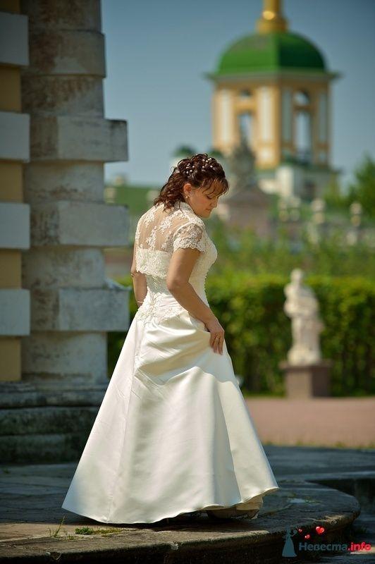 Фото 124554 в коллекции Свадебные фотографии - Геннадий Котельников - видео и фотоуслуги