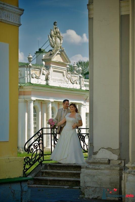 Фото 126825 в коллекции Свадебные фотографии