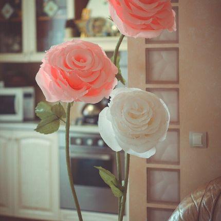 Ростовые цветы для украшения зала, цена за 1 шт