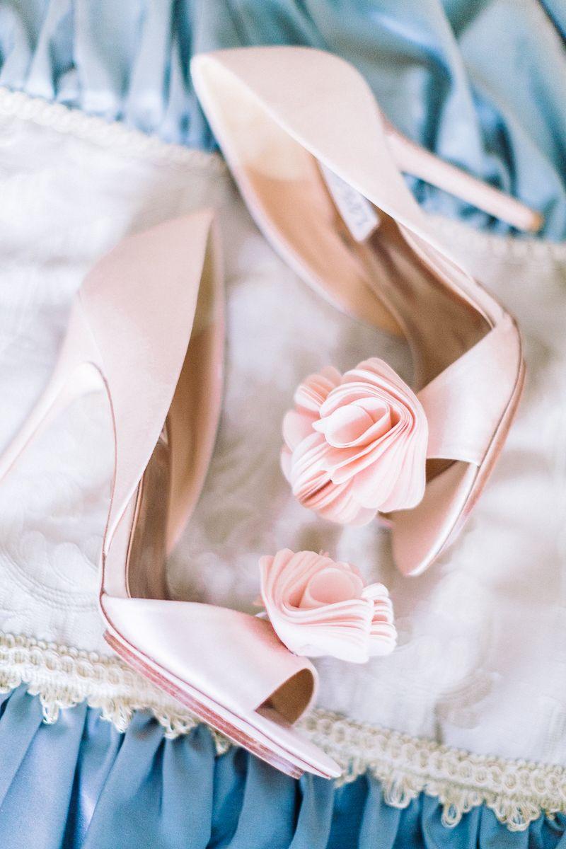 Туфли Blossom от Badgley Mischka