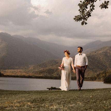 Организация свадьбы на берегу горного озера