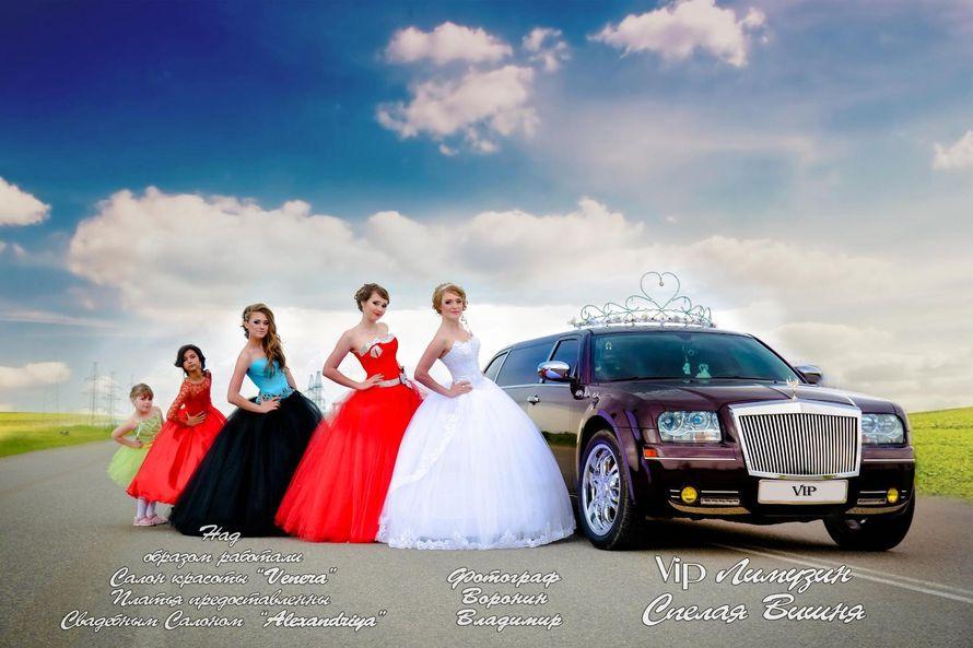 Фото 15632794 в коллекции Свадьба в Невинномысске и по Кочубеевскому району - Vip-Лимузин - салон аренды авто