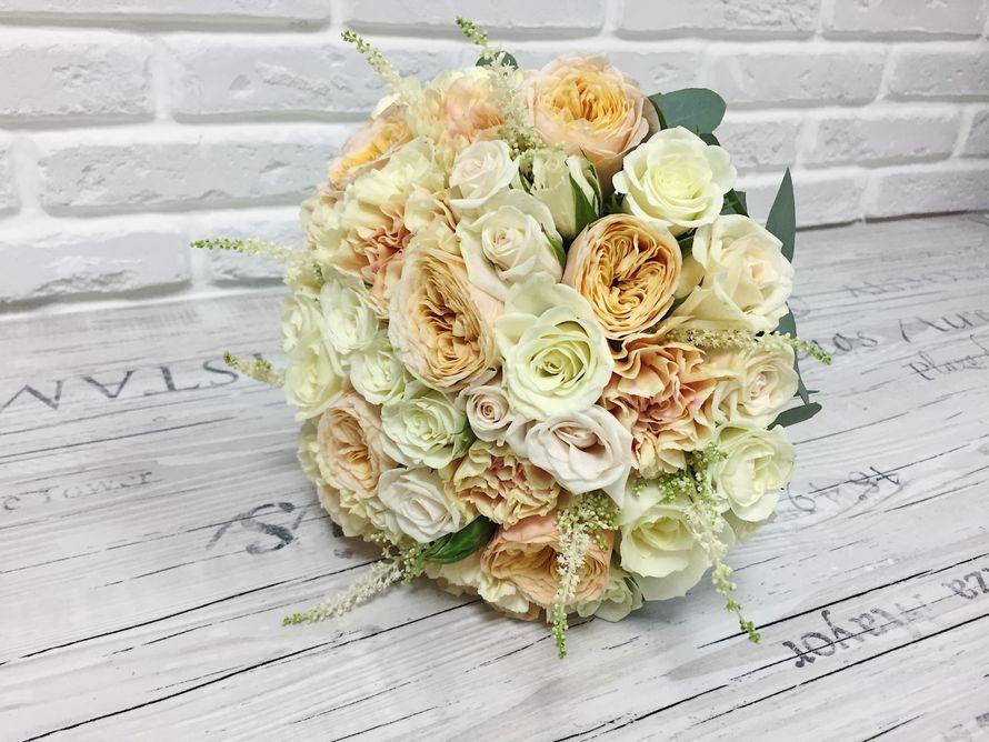 Букет невесты кантемировская москва
