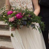 стильная свадьба, лофт