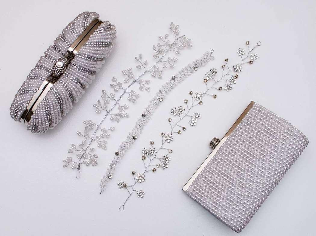 Фото 16778222 в коллекции Свадебная обувь и сумочки - Свадебный салон Edler Weiss