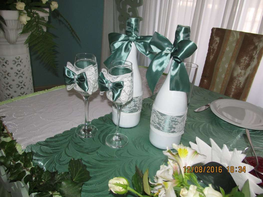 Фото 15674202 в коллекции Мятная свадьба августа - Декоратор-флорист Яна Изосимова