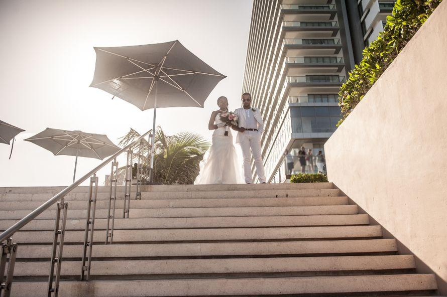 Фото 15681356 в коллекции Свадьба в Канкуне, отель Secrets the Vine - Фотосъёмка Aroma Photo