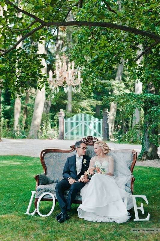 Фото 15727388 в коллекции Свадьба в саду - Unforgettable moments - студия декора