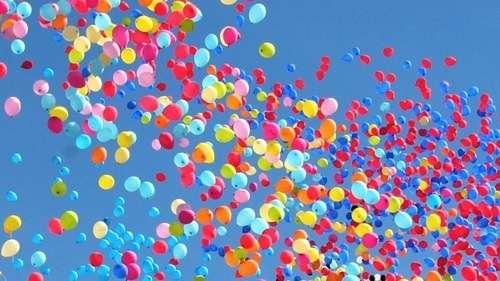 Фото 15740376 в коллекции Оформление шарами - 100шаров - оформление шарами