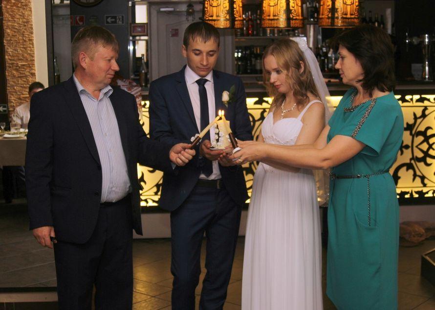 """Свадьба Алексея и Яны, кафе """"Чайхана"""" - фото 15747682 Ведущий Серж Morozov"""