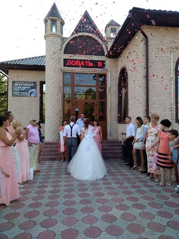 """Зажигательная свадьба Павел  и Мария в прекрасном месте ресторан """"ЗоЛоТоЙ зАмОк"""" г. Минусинск - фото 15747744 Ведущий Серж Morozov"""