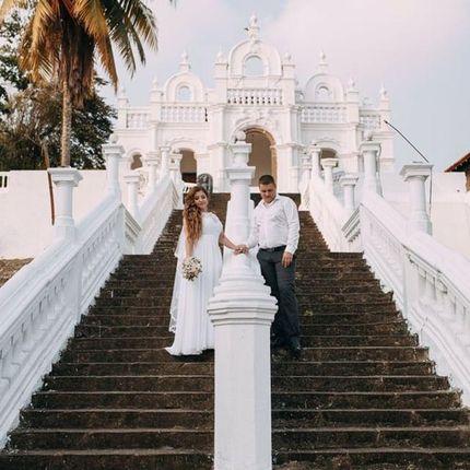 Образ невесты за границей