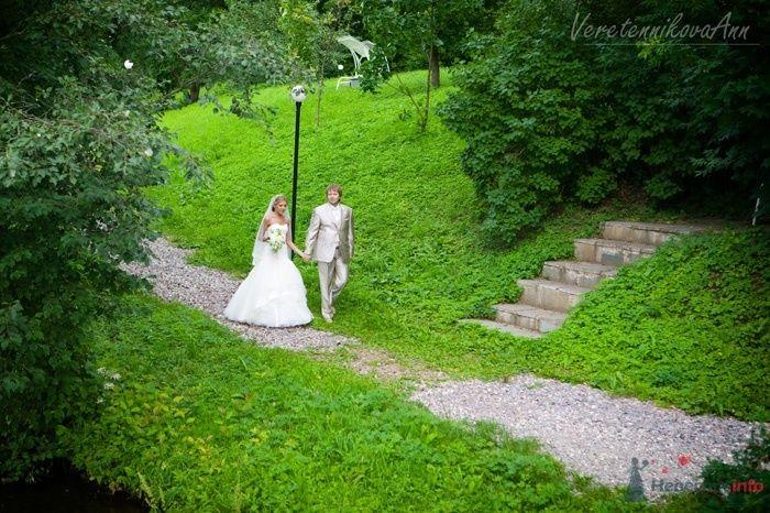 Фото 37247 в коллекции Ляна и Павел - Свадебный фотограф Анна Веретенникова