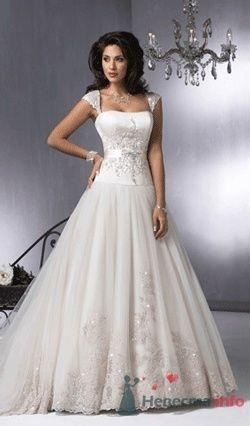 Фото 51104 в коллекции Свадебные платья - Лися