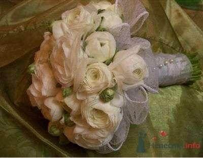 Фото 51112 в коллекции Цветы на свадьбе - Лися