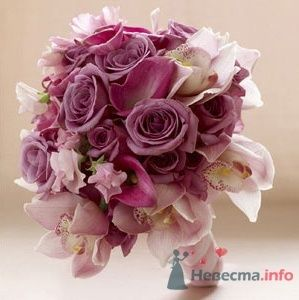 Фото 51120 в коллекции Цветы на свадьбе - Лися
