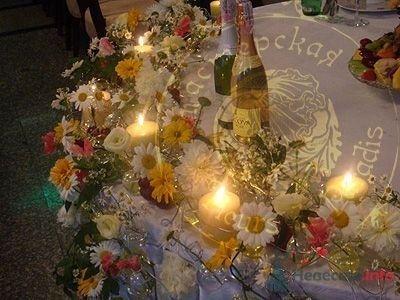 Фото 51122 в коллекции Цветы на свадьбе - Лися