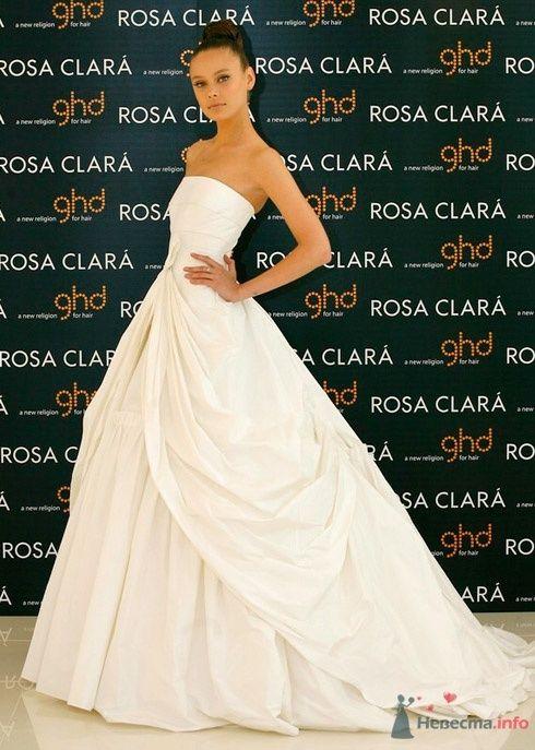 Фото 51132 в коллекции Свадебные платья