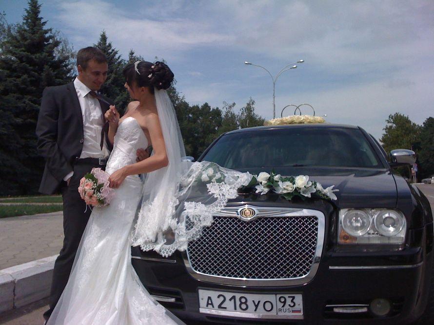 """Что может быть лучше сочетания ЖЕНИХА и ВЕСТЫ в БЕЛОМ на ФОНЕ ЧЕРНОГО 300С ???! - фото 4367479 """"Свадебный кортеж"""" - прокат лимузинов"""