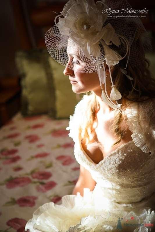 красивая невеста - фото 62530 Свадебный фотограф Моисеева Юлия