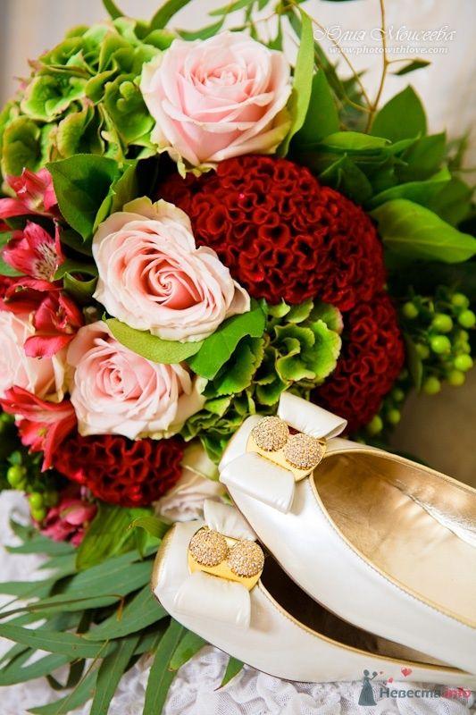 туфли невесты - фото 62576 Свадебный фотограф Моисеева Юлия