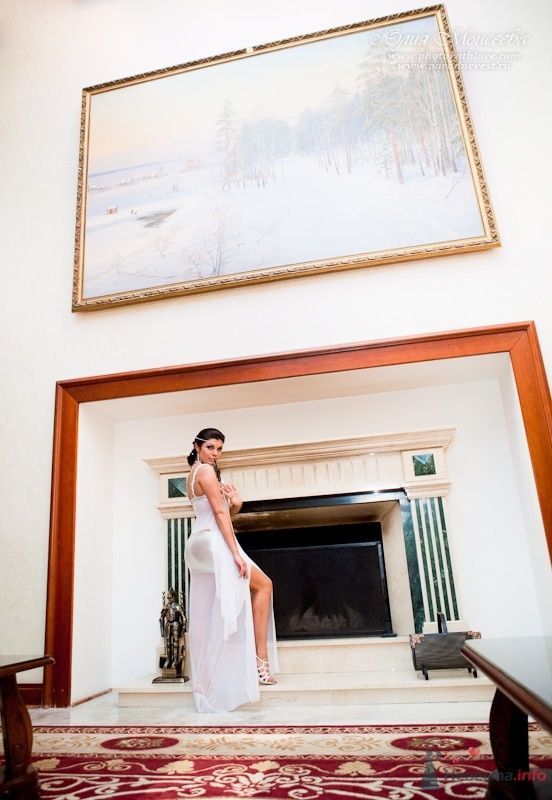 невеста в кантри клаб - фото 63849 Свадебный фотограф Моисеева Юлия