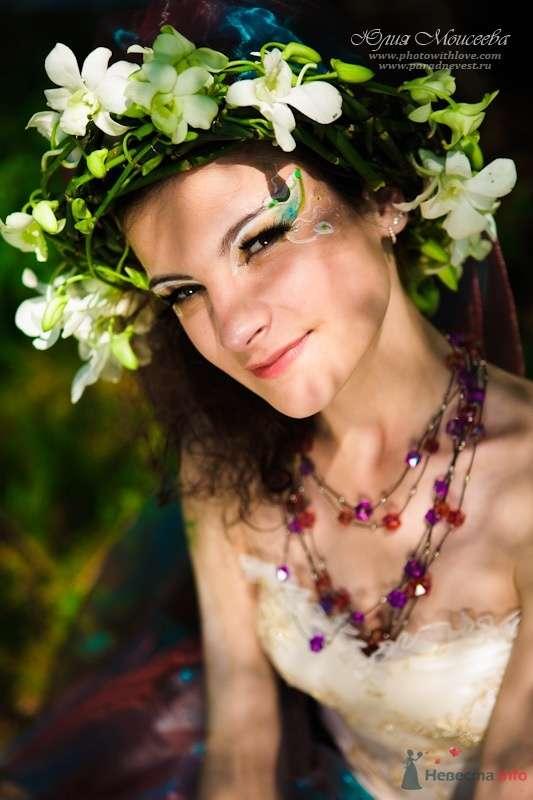 необычная невеста - фото 63854 Свадебный фотограф Моисеева Юлия