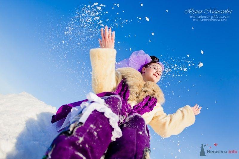 Фото 69094 в коллекции Зимняя сказка))) - Свадебный фотограф Моисеева Юлия
