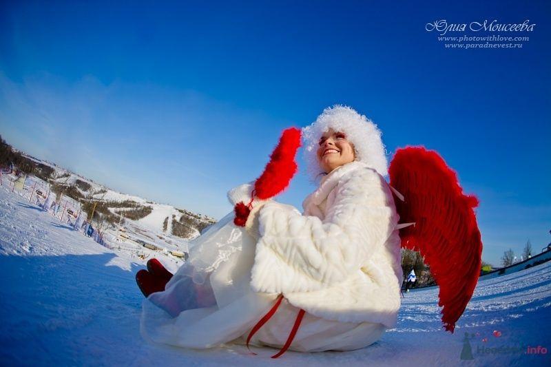 Фото 69100 в коллекции Зимняя сказка))) - Свадебный фотограф Моисеева Юлия