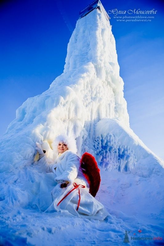 Фото 69101 в коллекции Зимняя сказка))) - Свадебный фотограф Моисеева Юлия