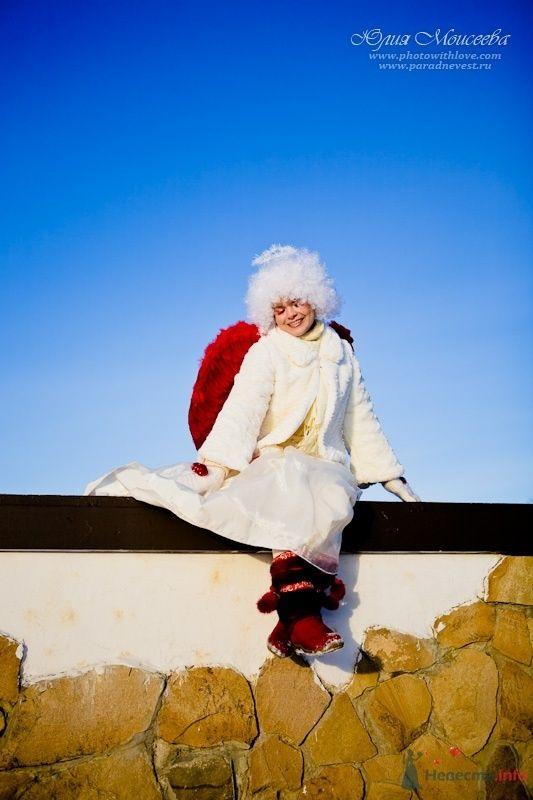 Фото 69109 в коллекции Зимняя сказка))) - Свадебный фотограф Моисеева Юлия