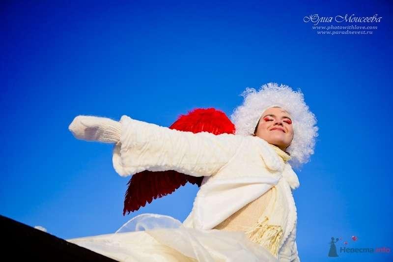 Фото 69111 в коллекции Зимняя сказка))) - Свадебный фотограф Моисеева Юлия