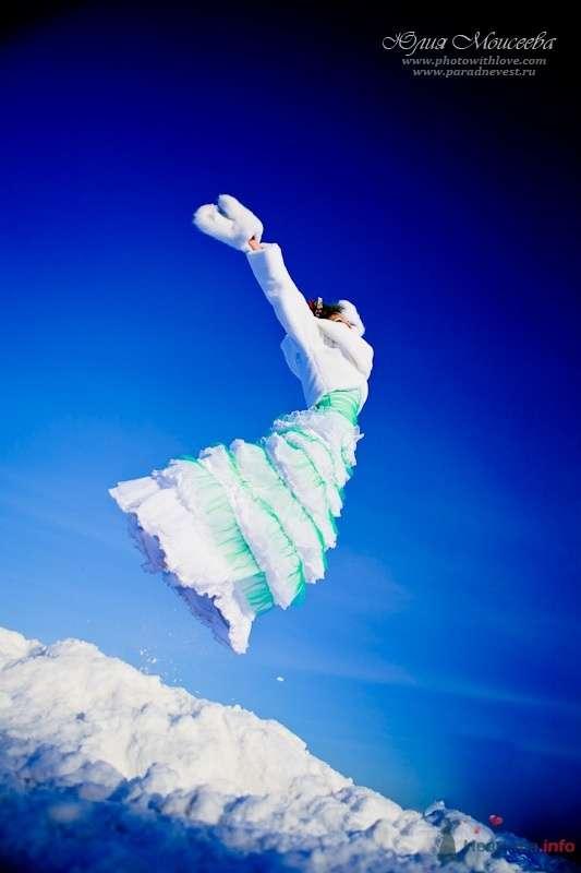 Фото 69114 в коллекции Зимняя сказка))) - Свадебный фотограф Моисеева Юлия