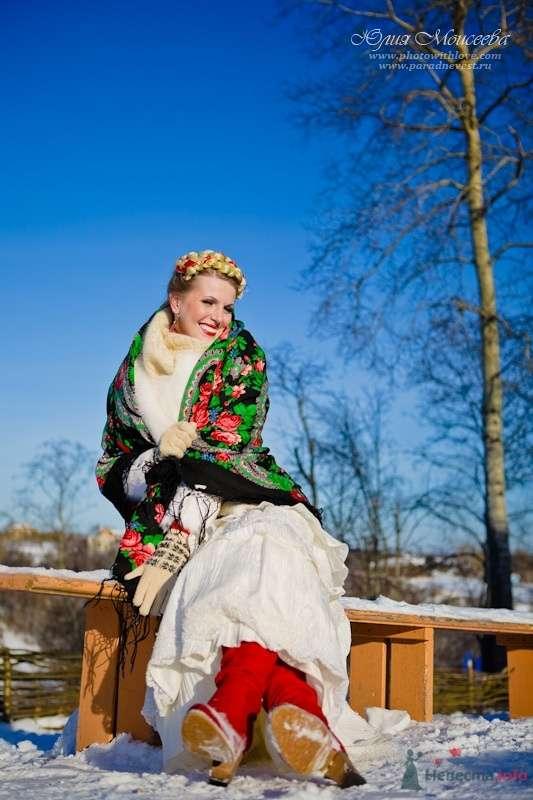 Фото 69125 в коллекции Зимняя сказка))) - Свадебный фотограф Моисеева Юлия