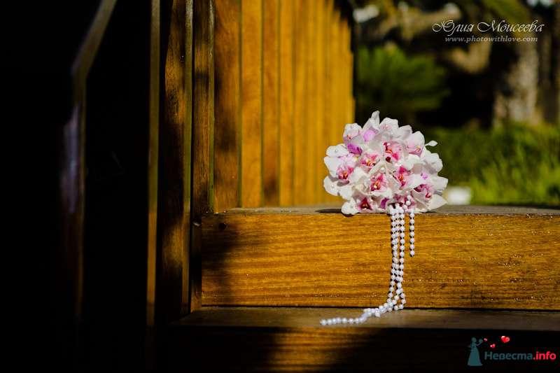 Свадебный букет из орхидей - фото 95821 Свадебный фотограф Моисеева Юлия