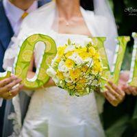 Желтная свадьба