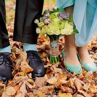 цветные туфельки и носки