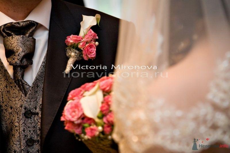 Свадебная флористика - фото 29446 Cвадебная флористика и декор событий FloraVictoria